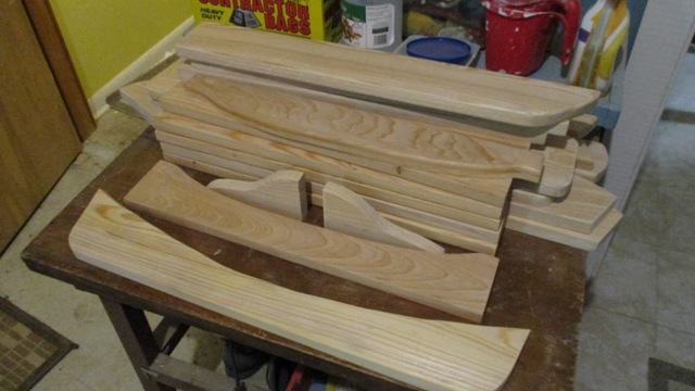 Norm S Adirondack Chair Baton Rouge Woodworking Club